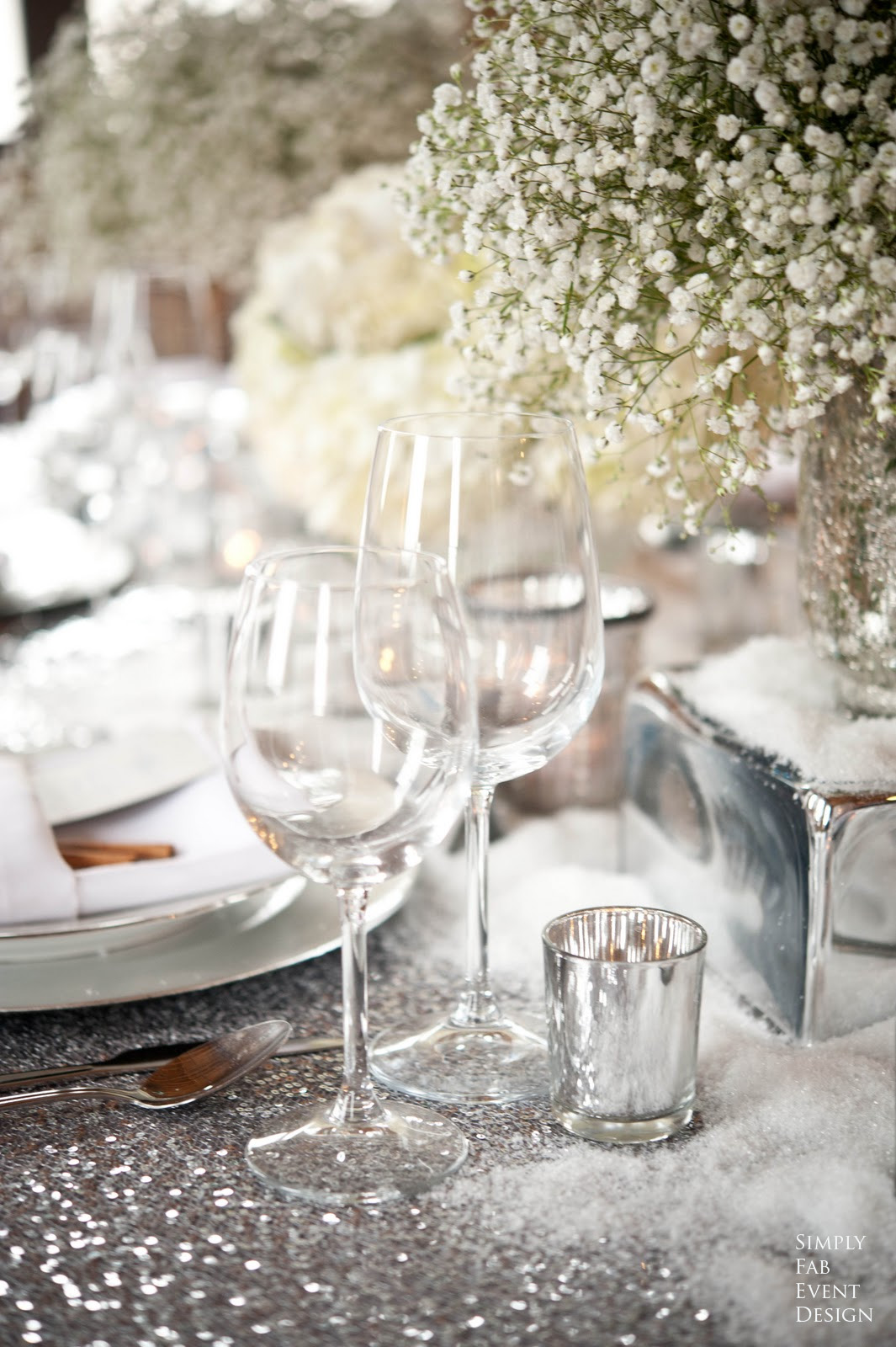 let it sparkle and shine like silver! | Three Apples Events